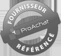 Fournisseur référencé ProAchat