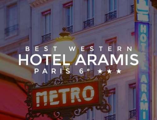 Best Western Hôtel Aramis
