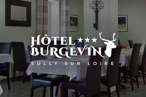 hotel burgevin : creation site