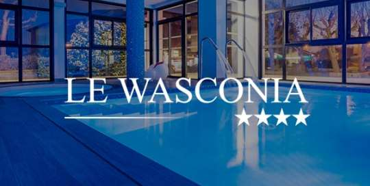 creation du site de l'hotel wasconia