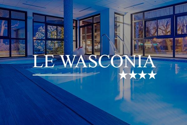 creation du site de l'hotel wasconia