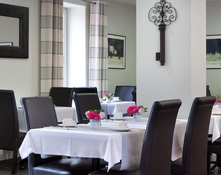 L'hôtel Burgevin ★★★ à Sully-sur-Loire