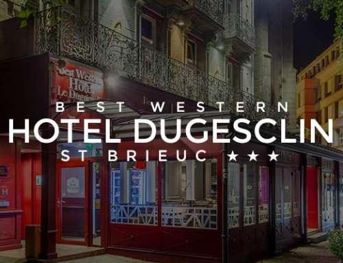 Best Western Hôtel Duguesclin